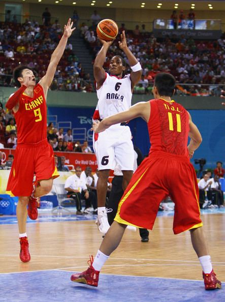 Carlos Morais (basketball) Carlos Morais Photos Olympics Day 6 Basketball Zimbio