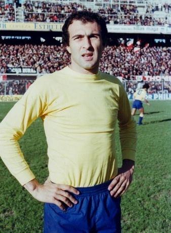 Carlos Morete Tinta Amarilla UD Las Palmas Ftbol canario CB Gran