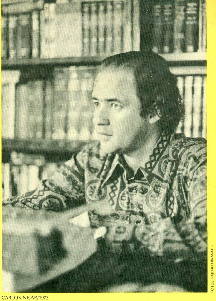 Carlos Nejar CARLOS NEJAR wwwantoniomirandacombr Rio Grande do Sul
