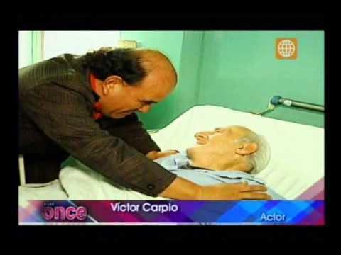 Carlos Oneto A las Once Fuerza Carlos Oneto Pantuflas 10082012 YouTube