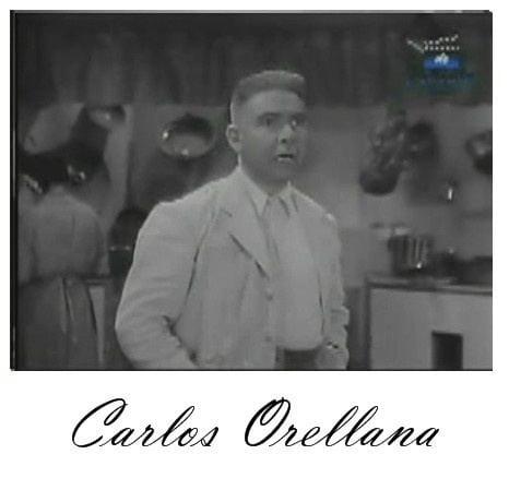 Carlos Orellana Carlos Orellana n 28 de diciembre de 1900 f 24 de enero de 1960