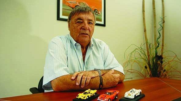 Carlos Pairetti Carlos Pairetti marca registrada en el Automovilismo
