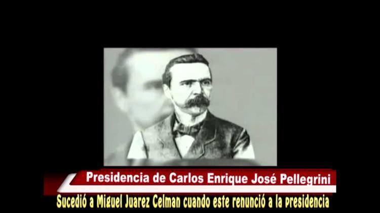 Carlos Pellegrini En 1890 Carlos Pellegrini sucede en la presidencia a Juarez Celman