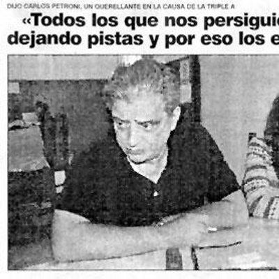 Carlos Petroni Carlos Petroni CarlosPetroni Twitter