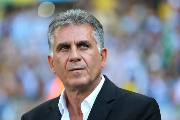Carlos Queiroz Carlos Queiroz Quits as Iran Manager Latest Details and