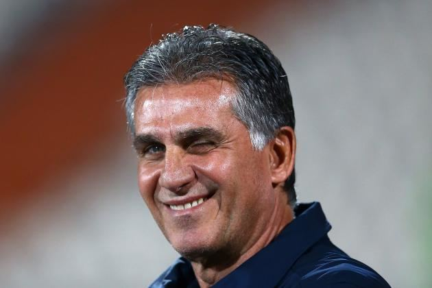 Carlos Queiroz Carlos Queiroz Reportedly Expresses Interest in Managing