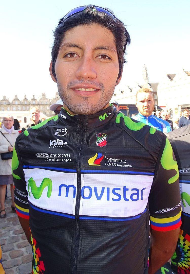 Carlos Quishpe