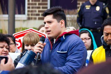 Carlos Ramirez-Rosa Meet Carlos RamirezRosa the 26YearOld Who Stormed Onto