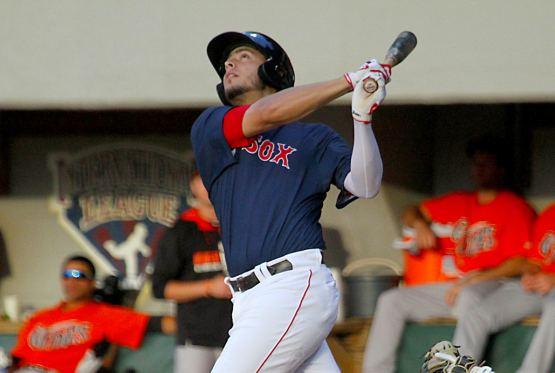 Carlos Rivero (baseball) Carlos Rivero Earns Player of the Week Honors 45 Miles