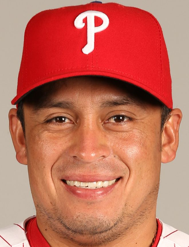 Carlos Ruiz (baseball) Carlos Ruiz Philadelphia Major League Baseball Yahoo