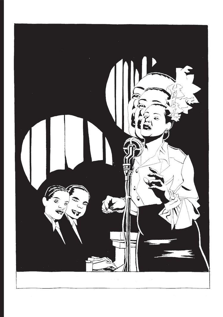 Carlos Sampayo Billie Holiday di Carlos Sampayo e Jos Munoz Fumettologica