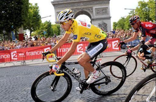 Carlos Sastre Tour de France 2008 Stage 21 Results Gert Steegmans