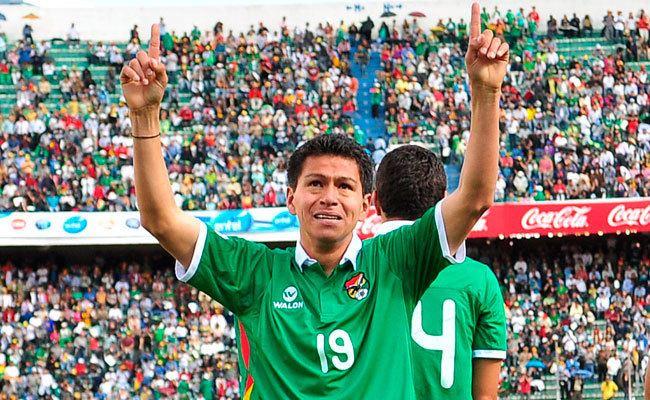 Carlos Saucedo Bolivia Carlos Saucedo el goleador infiltrado