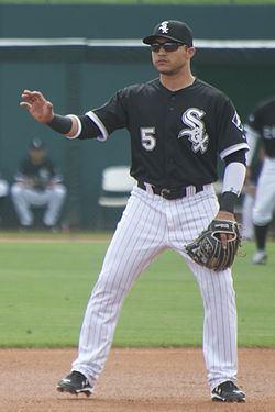 Carlos Sánchez (baseball) Carlos Snchez baseball Wikipedia