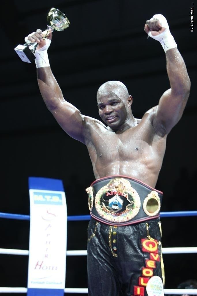 Carlos Takam Carlos Takam WBO