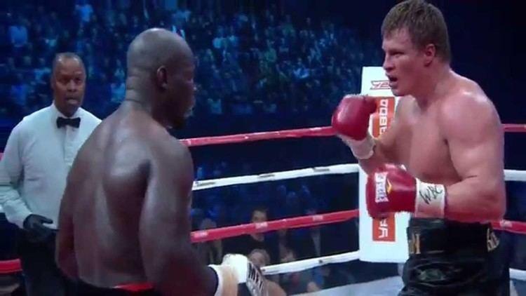 Carlos Takam Alexander Povetkin vs Carlos Takam heavyweight fight of the year
