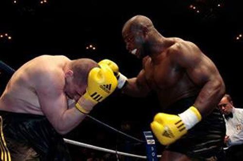 Carlos Takam CameroonInfoNet Boxing Cameroon Carlos Takam Wins World