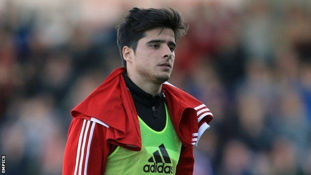 Carlos Teixeira BBC Sport Brentford Joao Carlos Teixeira returns to