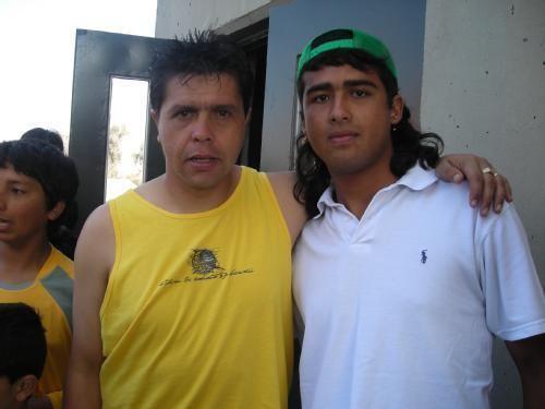 Carlos Tejas CARLOS TEJAS Y EL PAYASO xD payashothe Fotolog
