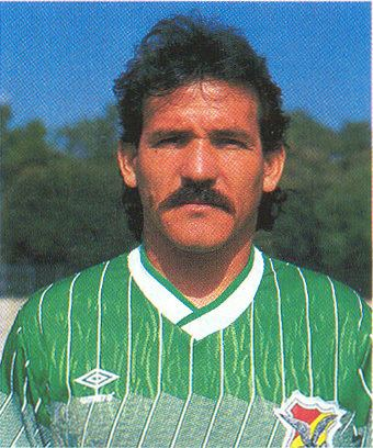 Carlos Trucco Bolivia 1994