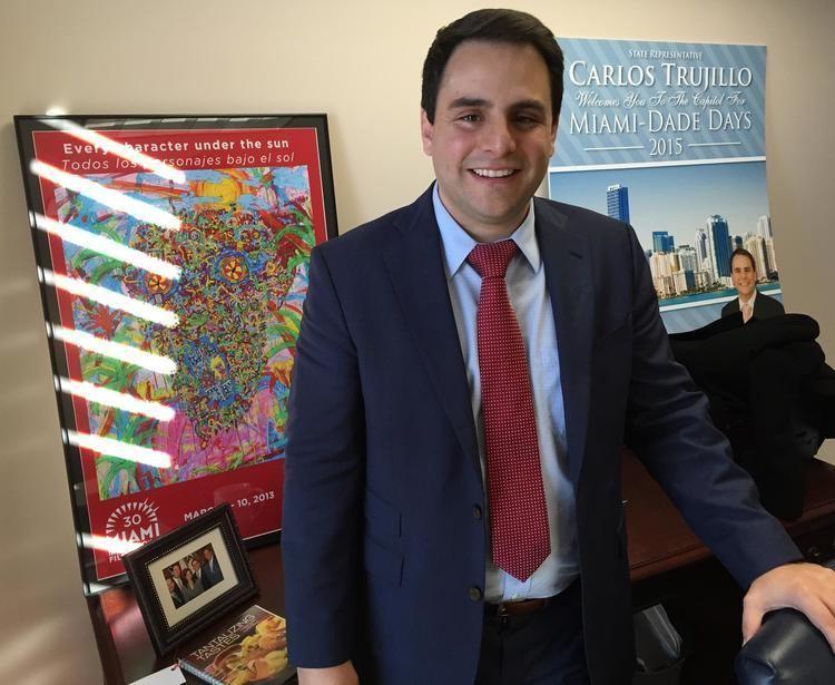 Carlos Trujillo Health Care Immigration Guns A Conversation With Rep Carlos
