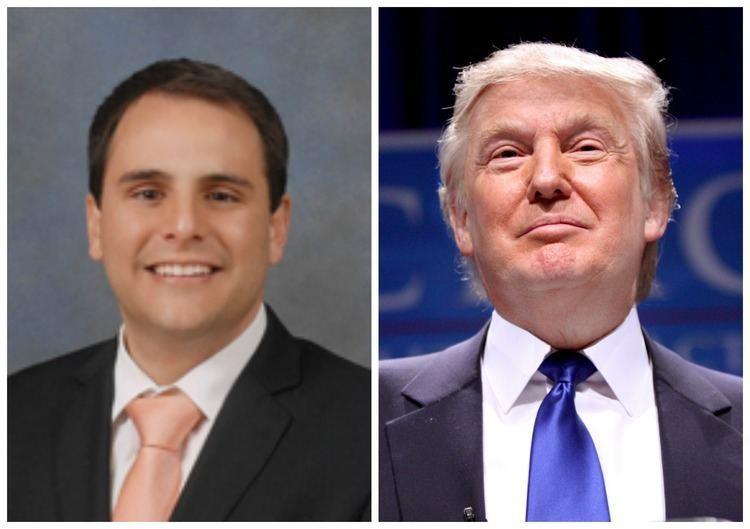 Carlos Trujillo Carlos Trujillo among hosts of Trumps 25kaplate dinner