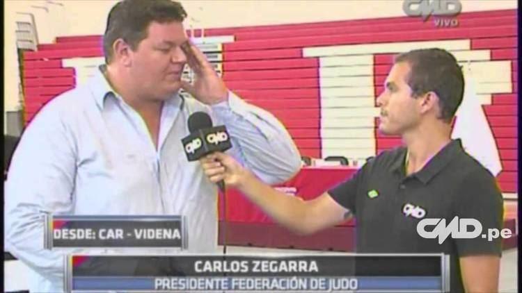 Carlos Zegarra (judoka) Central Deportiva Entrevista a Carlos Zegarra Judo YouTube