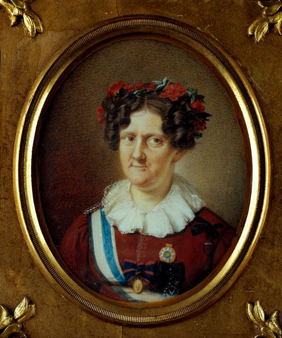 Carlota Joaquina of Spain Queen Carlota Joaquina de Bourbon Parques de Sintra Monte da Lua