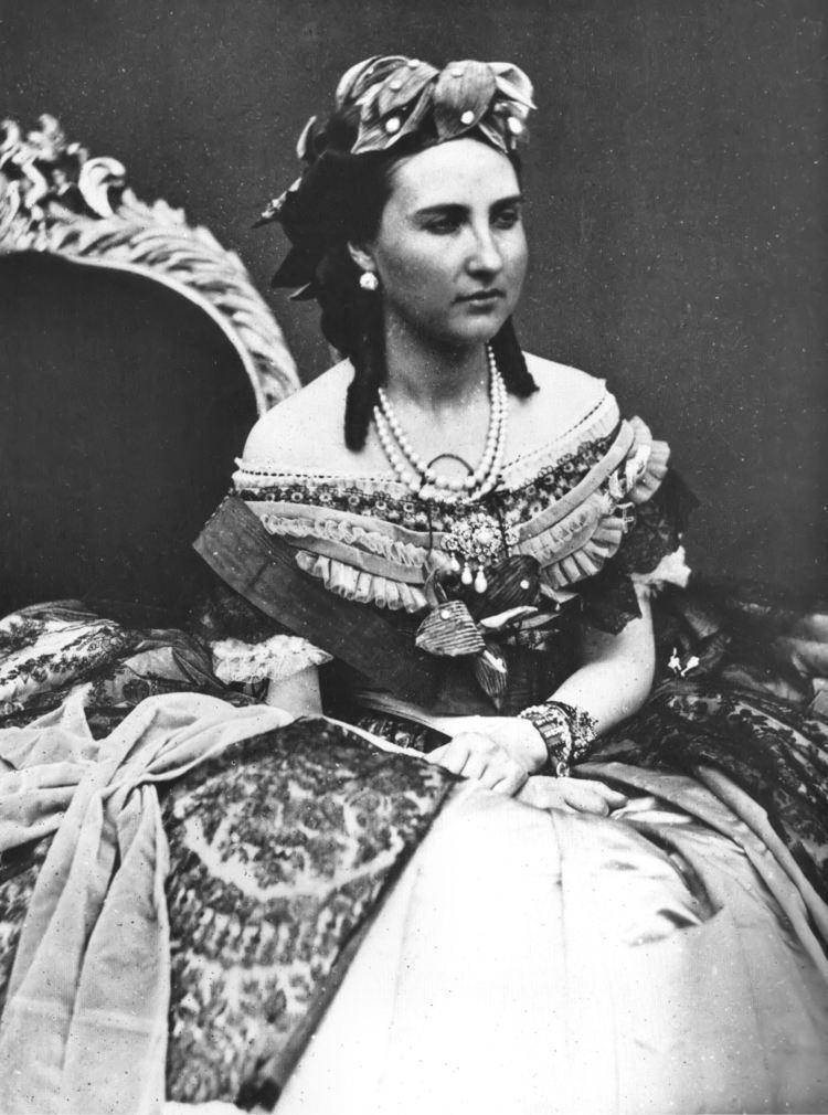 Carlota of Mexico Empress Carlota Grand Ladies gogm