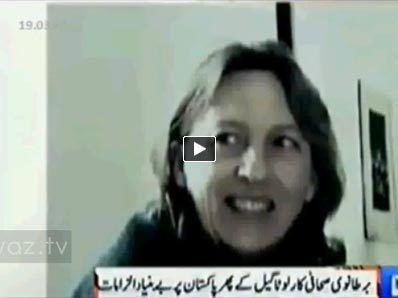 Carlotta Gall CarlottaGallotherbiasedAntiPakistanNYTjournalistwereexpelledfromPakistan53694jpg