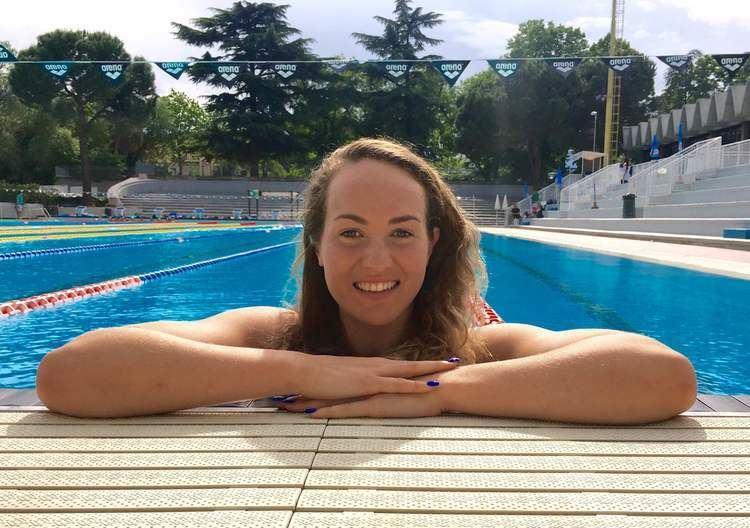 Carlotta Zofkova Carlotta Zofkova alle Olimpiadi di Rio 2016 Imolanuoto