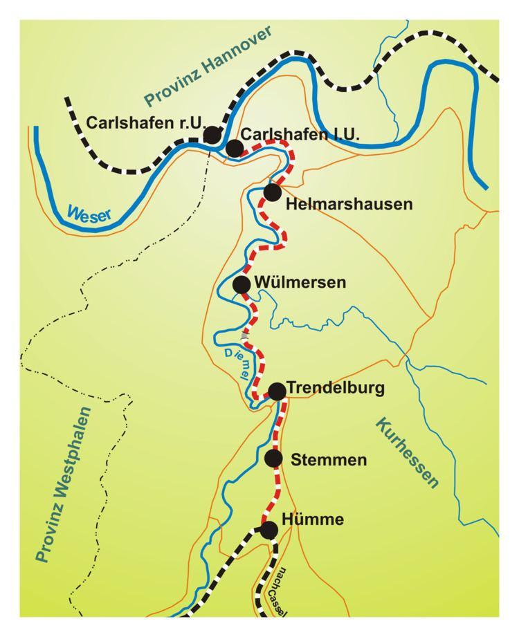 Carl's Railway
