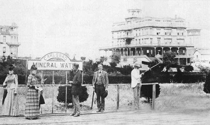 Carlsbad, California in the past, History of Carlsbad, California