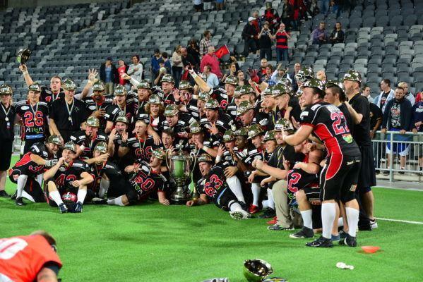 Carlstad Crusaders Swedish Season Kicks Off This Weekend Who Will Topple the Carlstad