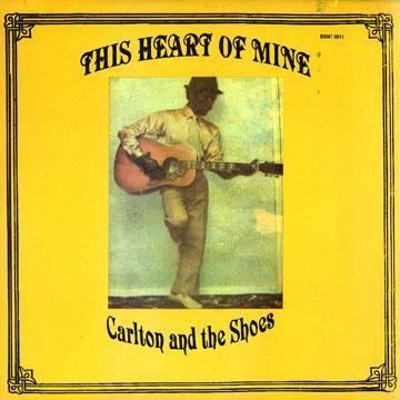 Carlton and The Shoes Carlton amp The Shoes This Heart Of Mine LP ReggaeRecordcom