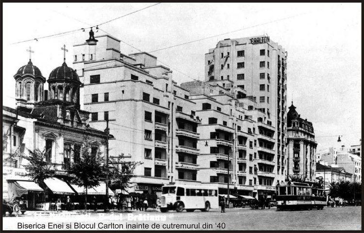 Carlton Bloc CARLTON Cutremurul din Bucuresti ce a ucis 200 de oameni dintrun