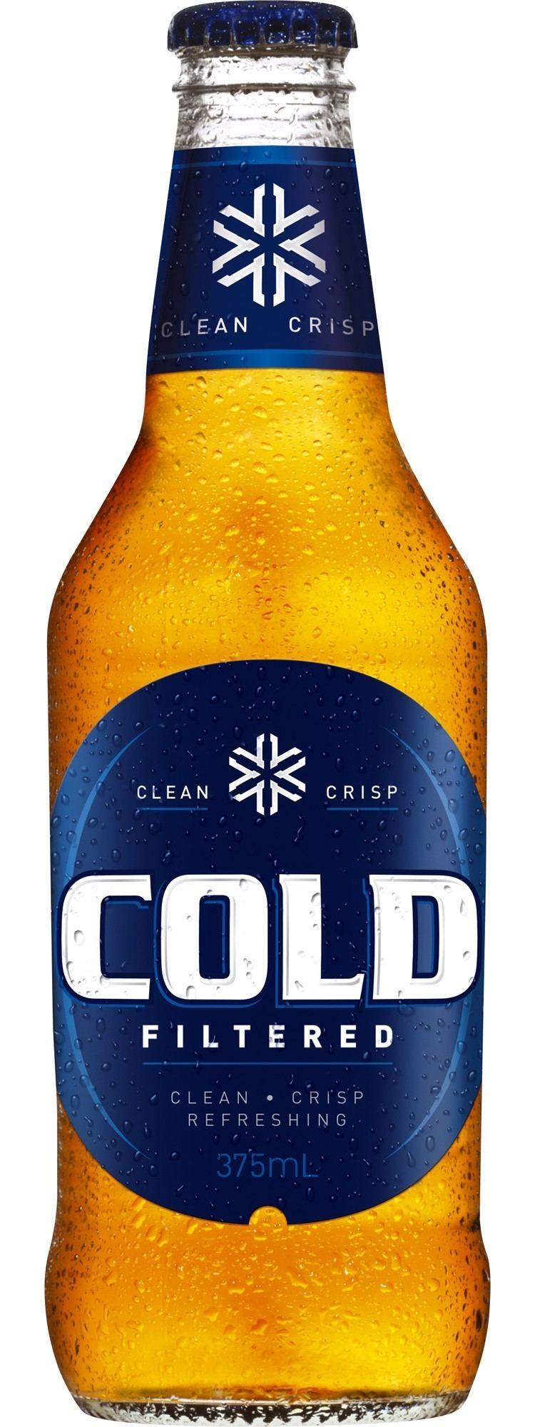 Carlton Cold Carlton Cold 4 24 x 375ml Bottles Carton