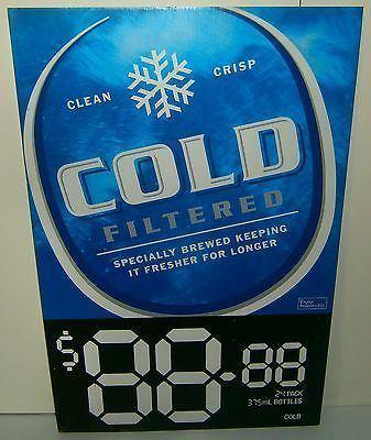 Carlton Cold RARE Carlton Cold Beer Bar Light AUD 18000 PicClick AU