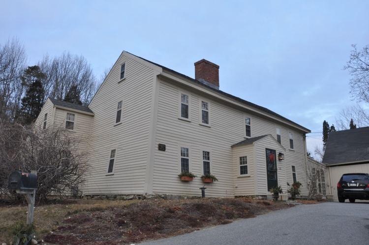 Carlton-Frie-Tucker House