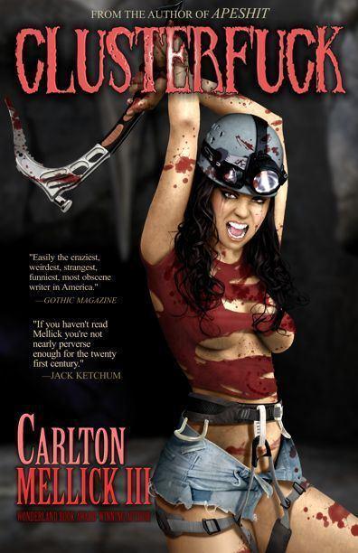 Carlton Mellick III Carlton Mellick III WELCOME TO THE HELLFORGE