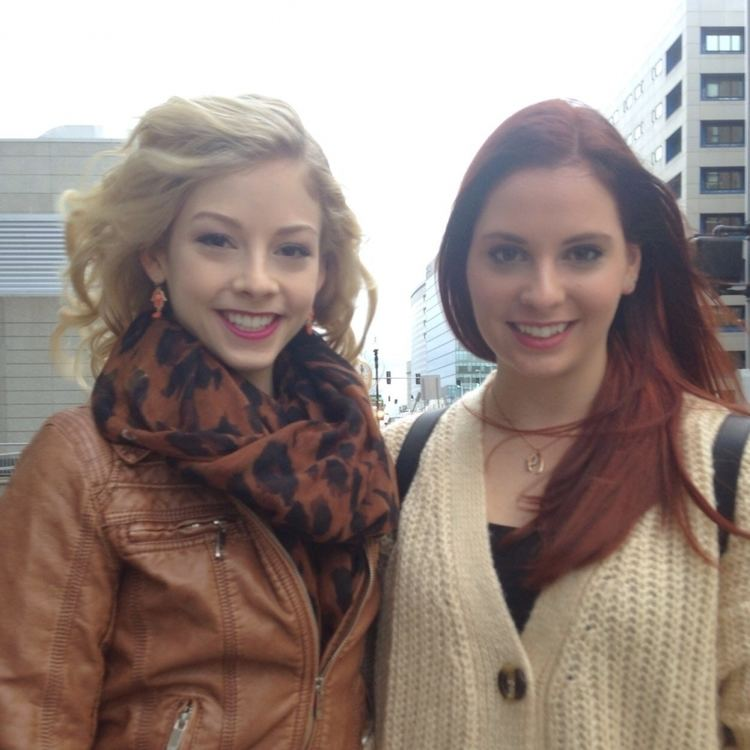 Carly Gold Gracie Gold Twin Sister Carly Gold Best Friend and Biggest