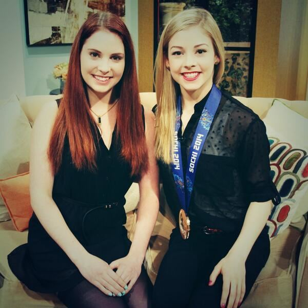 Carly Gold Carly Gold on Twitter quotHad so much fun today at LiveAccess