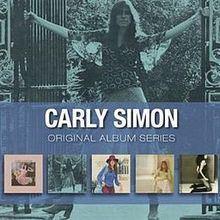 Carly Simon: Original Album Series httpsuploadwikimediaorgwikipediaenthumbc