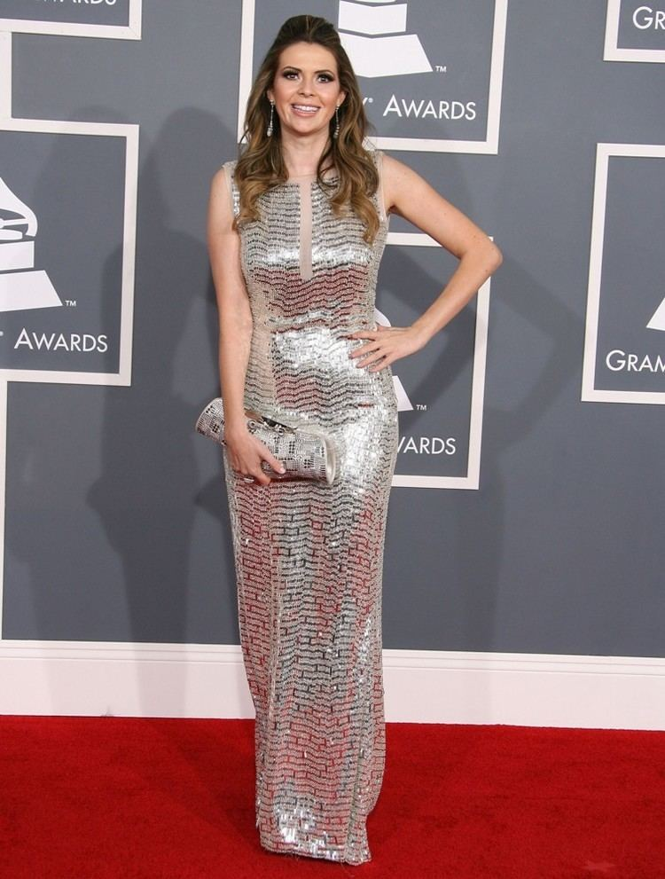 Carly Steel Carly Steel Picture 6 54th Annual GRAMMY Awards Arrivals