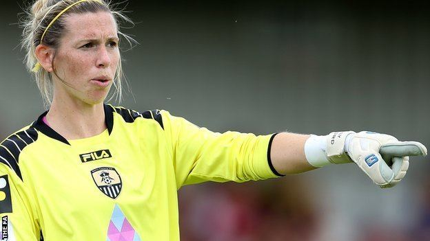 Carly Telford BBC Sport Carly Telford39s World Cup hopes hinge on Notts