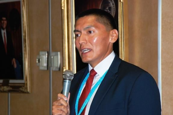 Carlyle Begay The Political Drama of Carlyle Begay Sort of Fizzles Out Indian