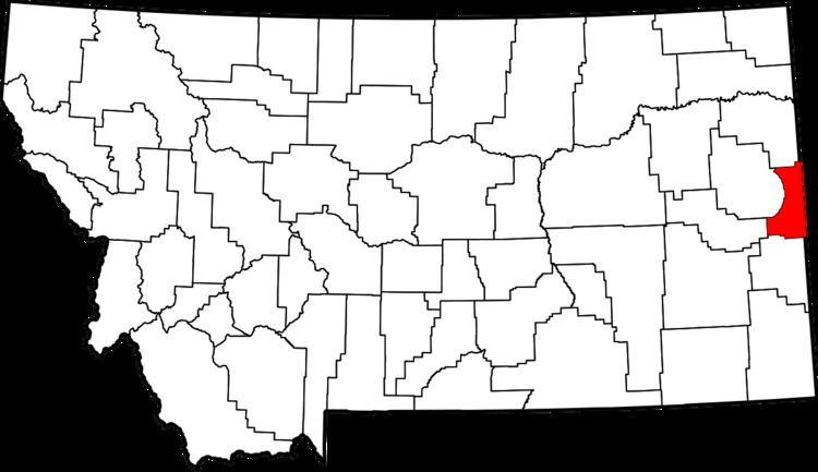 Carlyle, Montana
