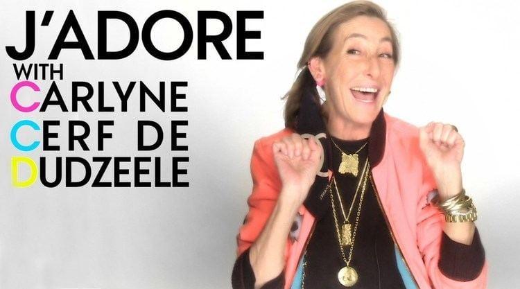 Carlyne Cerf de Dudzeele Carlyne Cerf de Dudzeele JAdore Early Career YouTube