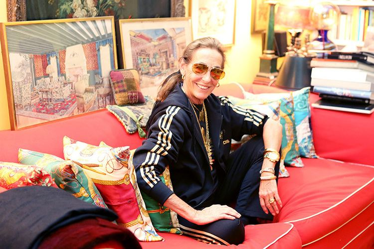 Carlyne Cerf de Dudzeele Carlyne Cerf de Dudzeele Stylist Into The Gloss