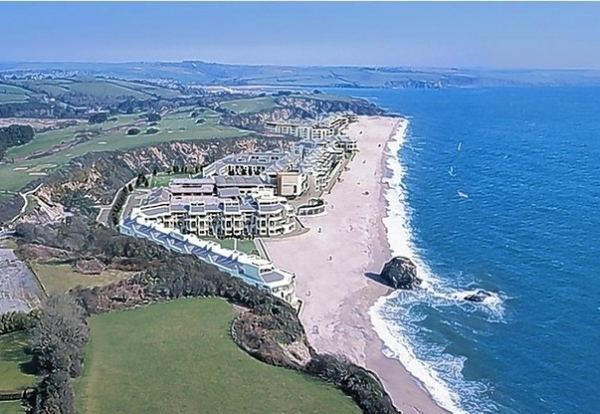 Carlyon Bay 250m Carlyon Bay beach resort finally aproved Construction Enquirer